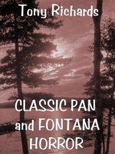 Classic Pan and Fontana Horror, by Tony Richards